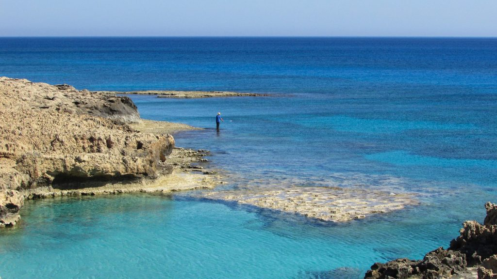 Fischer auf Zypern: Die Menschen in dem Mittelmeerland lieben die Gelassenheit. Foto: Pixabay