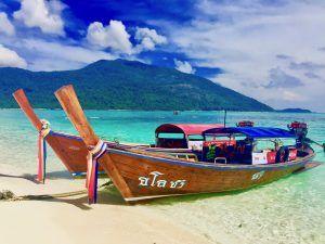 Koh Lipe und die Inseln im umliegenden Nationalpark Tarutao werden auch als die Malediven von Thailand bezeichnet. Foto: Luisa Praetorius