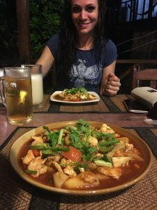 Thai-Food at its best gibt es auf Koh Lipe! Foto: Sascha Tegtmeyer