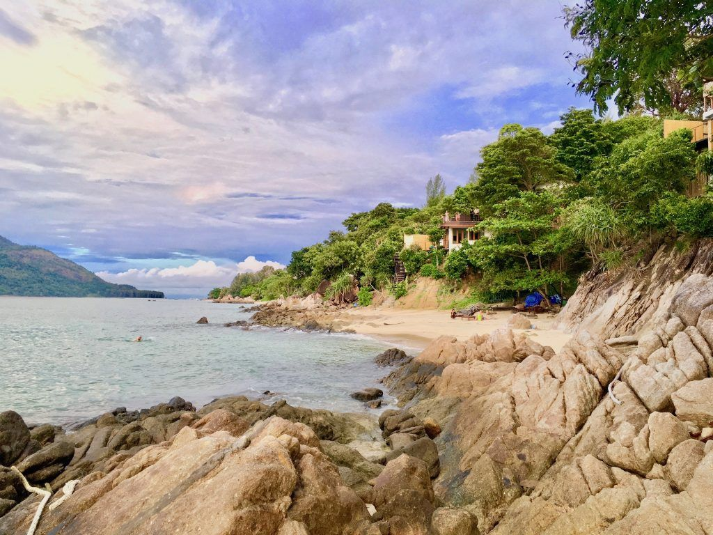 Viele Resorts auf Koh Lipe haben ihren eigenen kleinen Strand – aber auch als Außenstehender darf man dort hin! Foto: Sascha Tegtmeyer