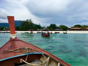 Vom Pattaya Beach auf Koh Lipe: Eine Bootstour in den Tarutao Nationalpark ist ein echtes Erlebnis! Foto: Sascha Tegtmeyer