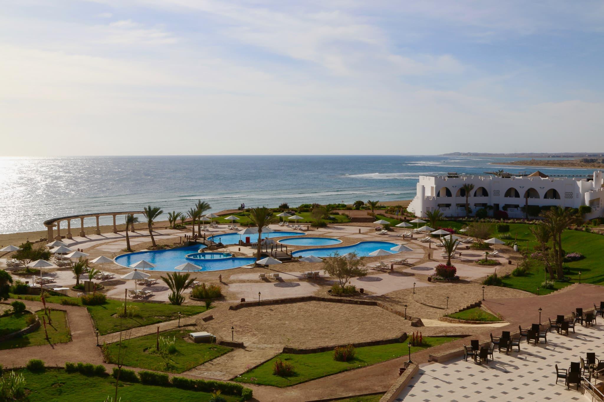 Wer jetzt nach Ägypten fliegt, hat mit etwas Glück Hotels und Tauchplätze noch halbwegs für sich. Foto: Sascha Tegtmeyer ägypten marsa alam hotel three corners equinox rotes meer