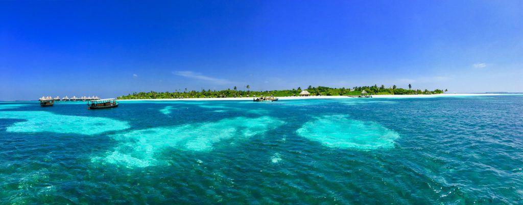 Coco Palm Dhuni Kolhu auf den Malediven: Besonders im Winter ein Magnet für Strandurlauber! Foto: Sascha Tegtmeyer