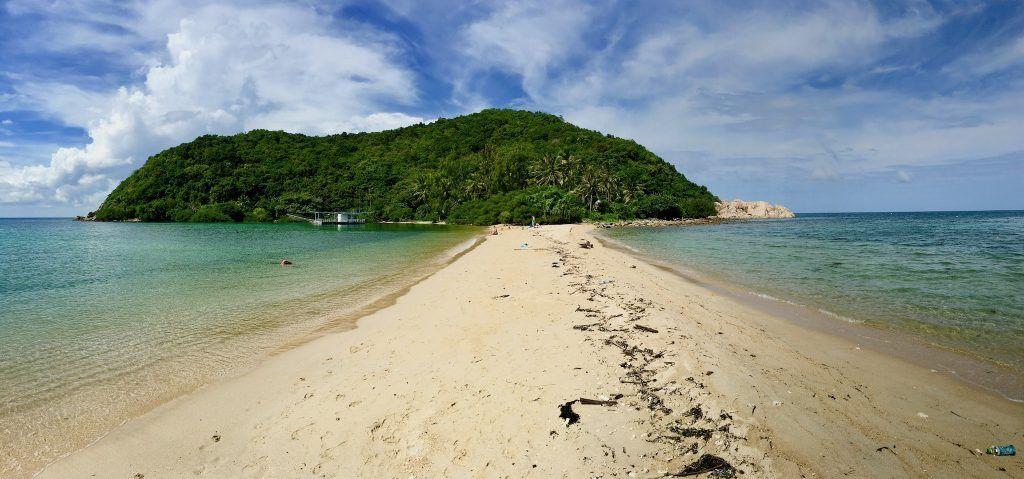 Die kleine thailändische Insel Koh Phangan ist ein Paradies für Individualreisende. Foto: Sascha Tegtmeyer