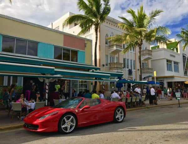 Miami Beach: Im Luxusurlaub in Florida kann man ordentlich Geld lassen – und bekommt dafür natürlich auch typisch amerikanisch einiges geboten. Foto: Sascha Tegtmeyer