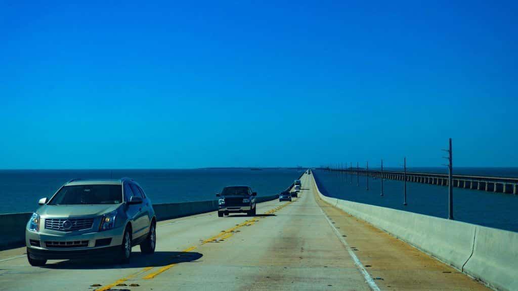 Overseas Highway: Eine schier endlose Straße führt von Key Largo bis Key West. Foto: Pixabay