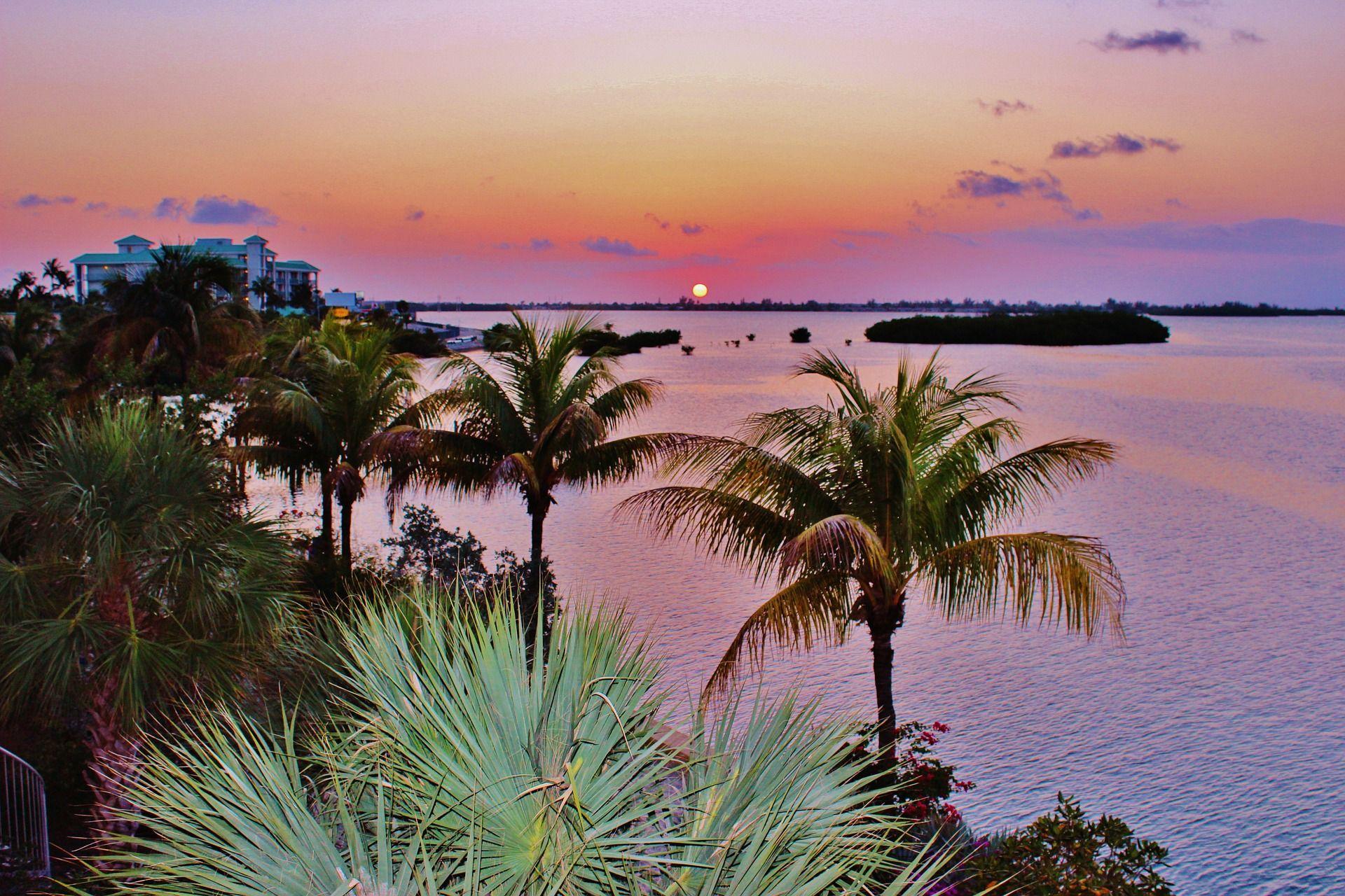 Herrliches Key West: Tagsüber Tauchen, abends gemeinsam mit vielen Besuchern den Sonnenuntergang genießen! Foto: Pixabay