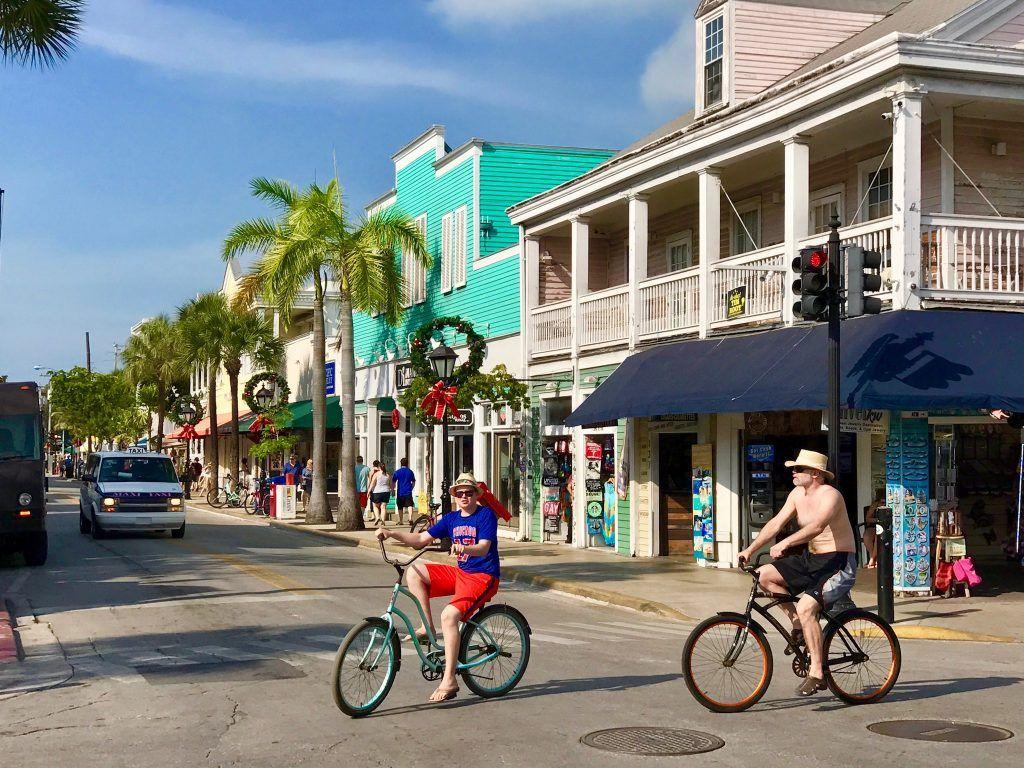 Florida Keys im Herbst: Ab November ein perfektes Sonnenziel! Foto: Sascha Tegtmeyer