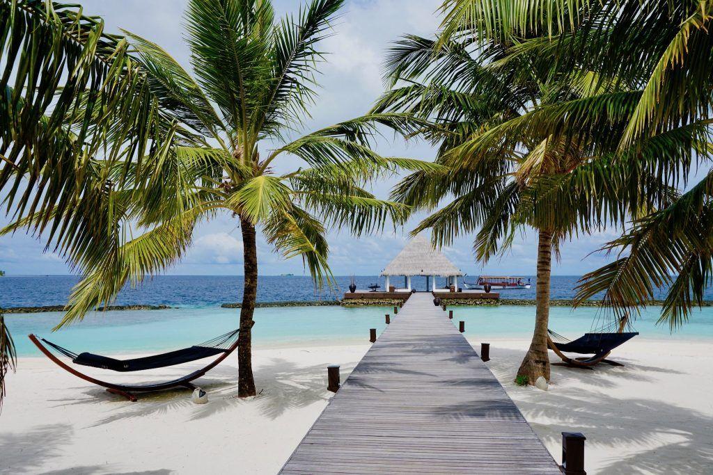 Das Paradies hat einen Namen: Coco Bodu Hithi – alle Infos zur Insel in unserem Reisebericht! Foto: Sascha Tegtmeyer