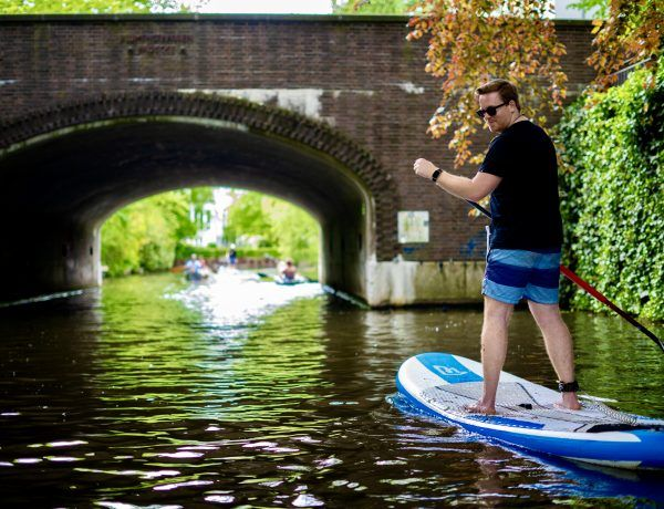 Apple Watch beim Surfen und SUP im Test: Wie schlägt sich die Smartwatch auf dem Wasser? Foto: Michael B.