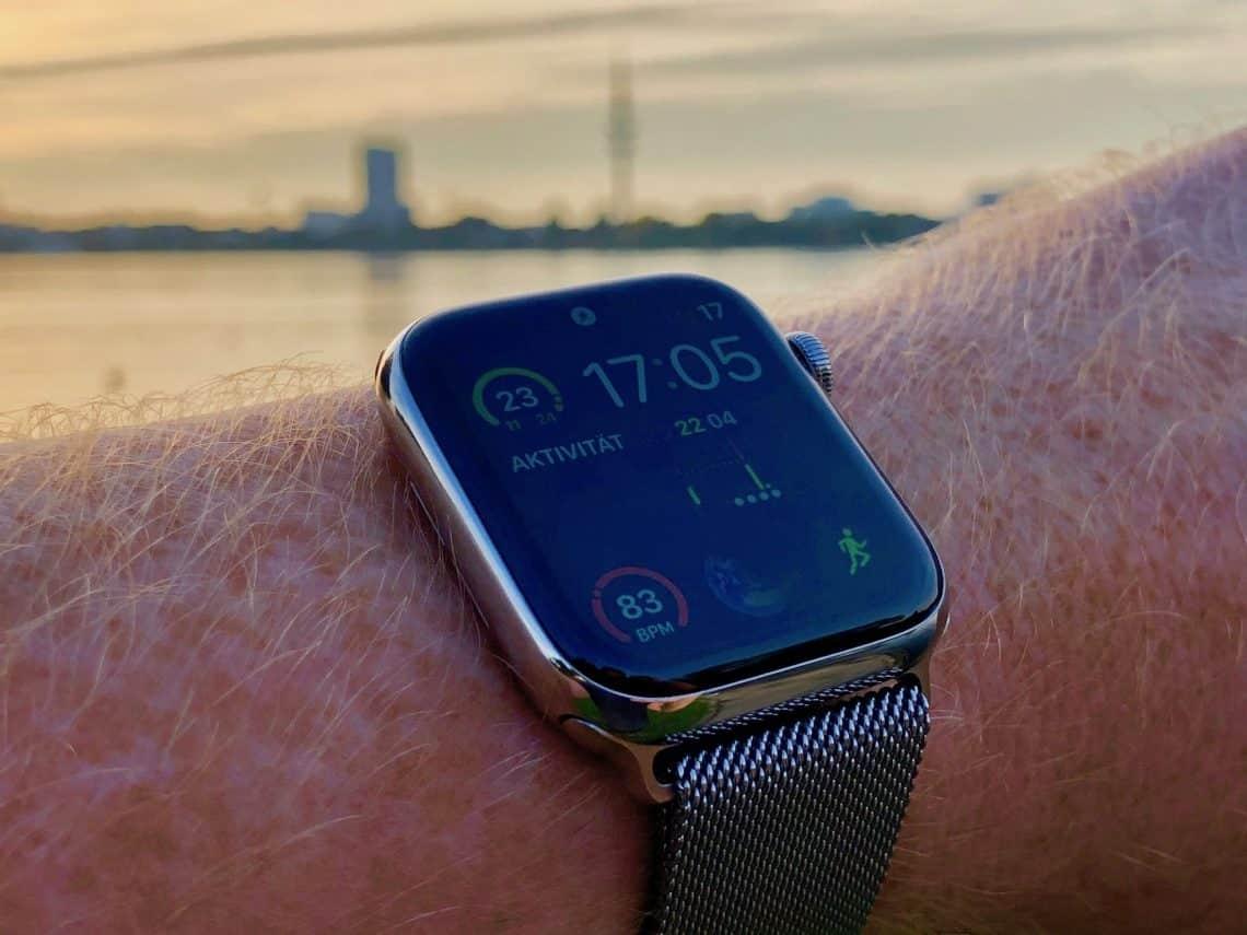 Apple Watch Series 4 Edelstahl im Test: Was kann die neue Sportuhr wirklich? Foto: Sascha Tegtmeyer