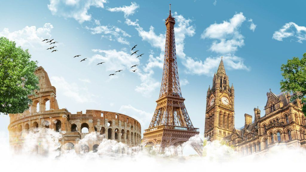 Wo soll's denn hingehen? Der Reiseveranstalter Blookery hat die schönsten Metropolen Europas im Programm.