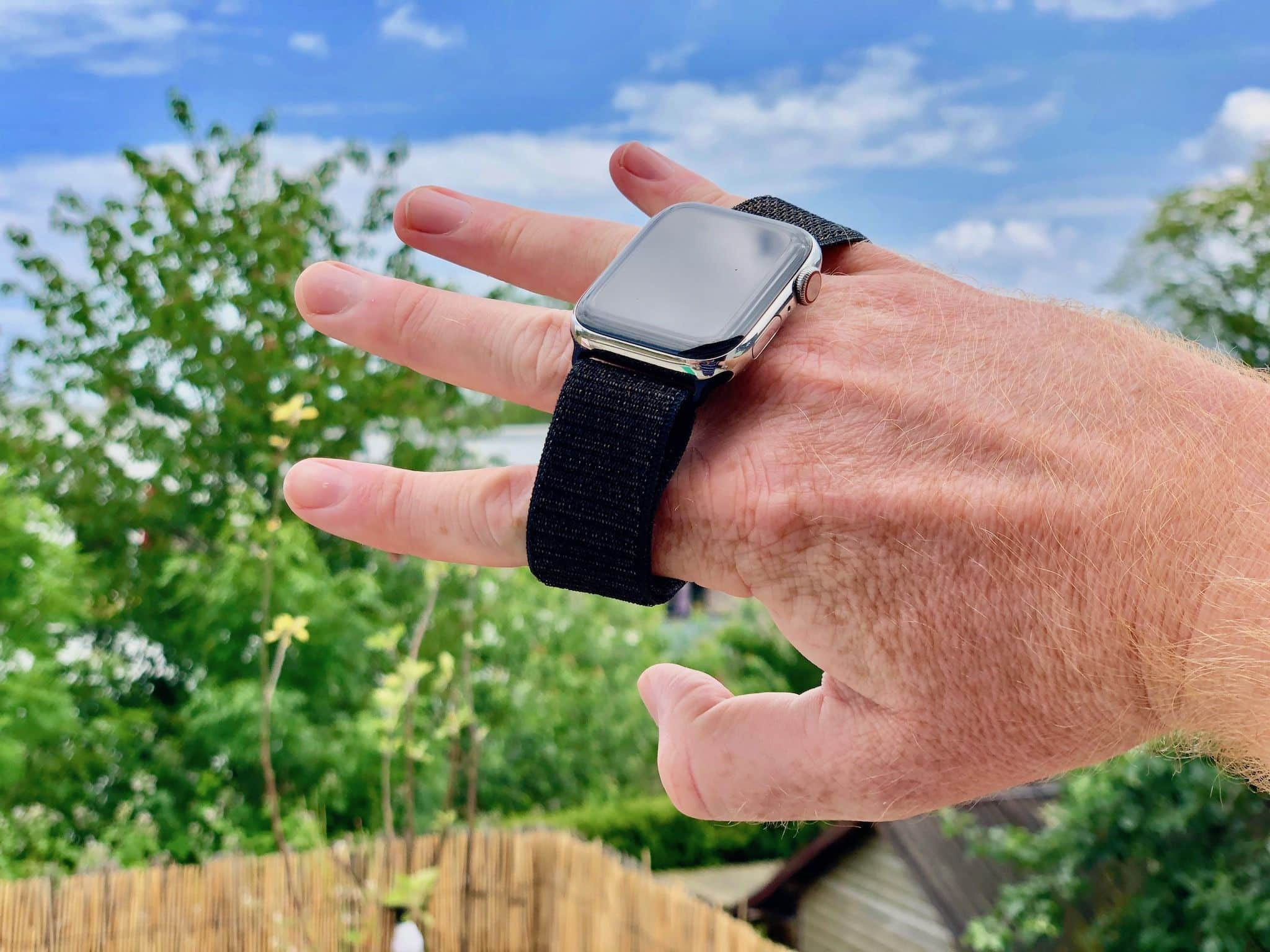 Apple Watch Sport Loop Test Apple Watch Sportarmband im Test: welche Modelle überzeugen? Foto: Sascha Tegtmeyer