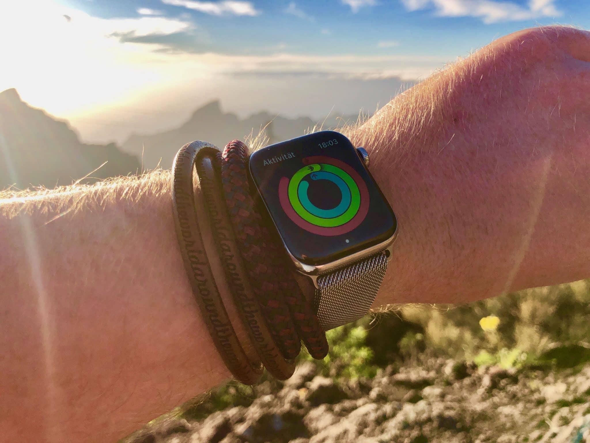 Was zeichnet die Apple Watch auf Reisen aus? Wir stellen Euch die wichtigsten Vorteile und Nachteile der Smartwatch im Urlaub vor. Foto: Sascha Tegtmeyer