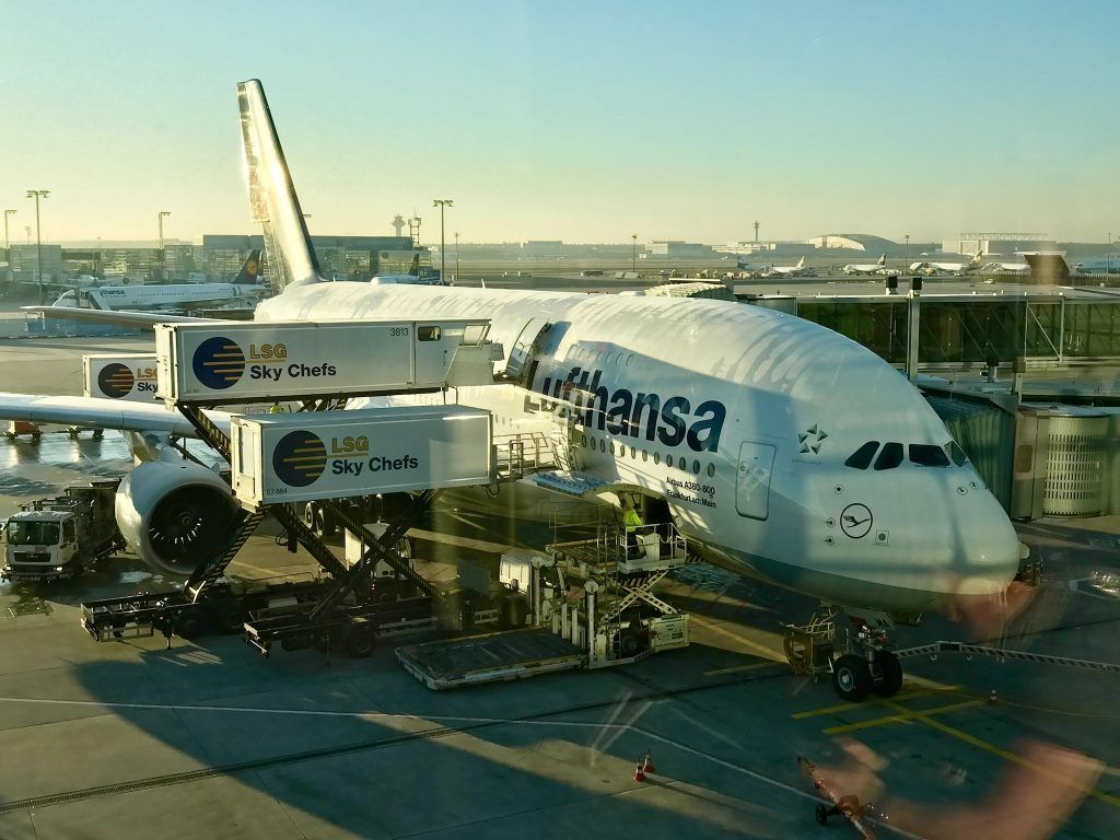 Auf Langstreckenflügen kommen häufig große und komfortable Flugzeuge wie der Airbus A380, der Airbus A350, die Boeing 787 Dreamliner oder eine Boeing 777 zum Einsatz. Foto: Sascha Tegtmeyer