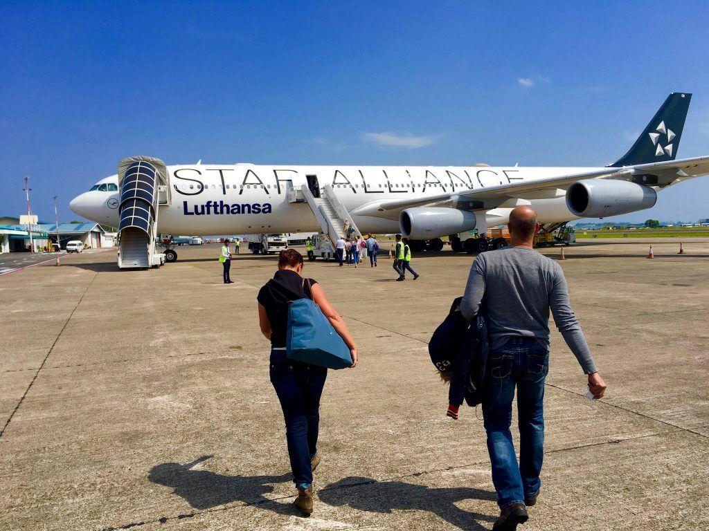 Qualität setzt sich durch: Wer mit einer etablierten Fluggesellschaft unterwegs ist, kommt auch entspannter am Reiseziel an. Foto: Sascha Tegtmeyer