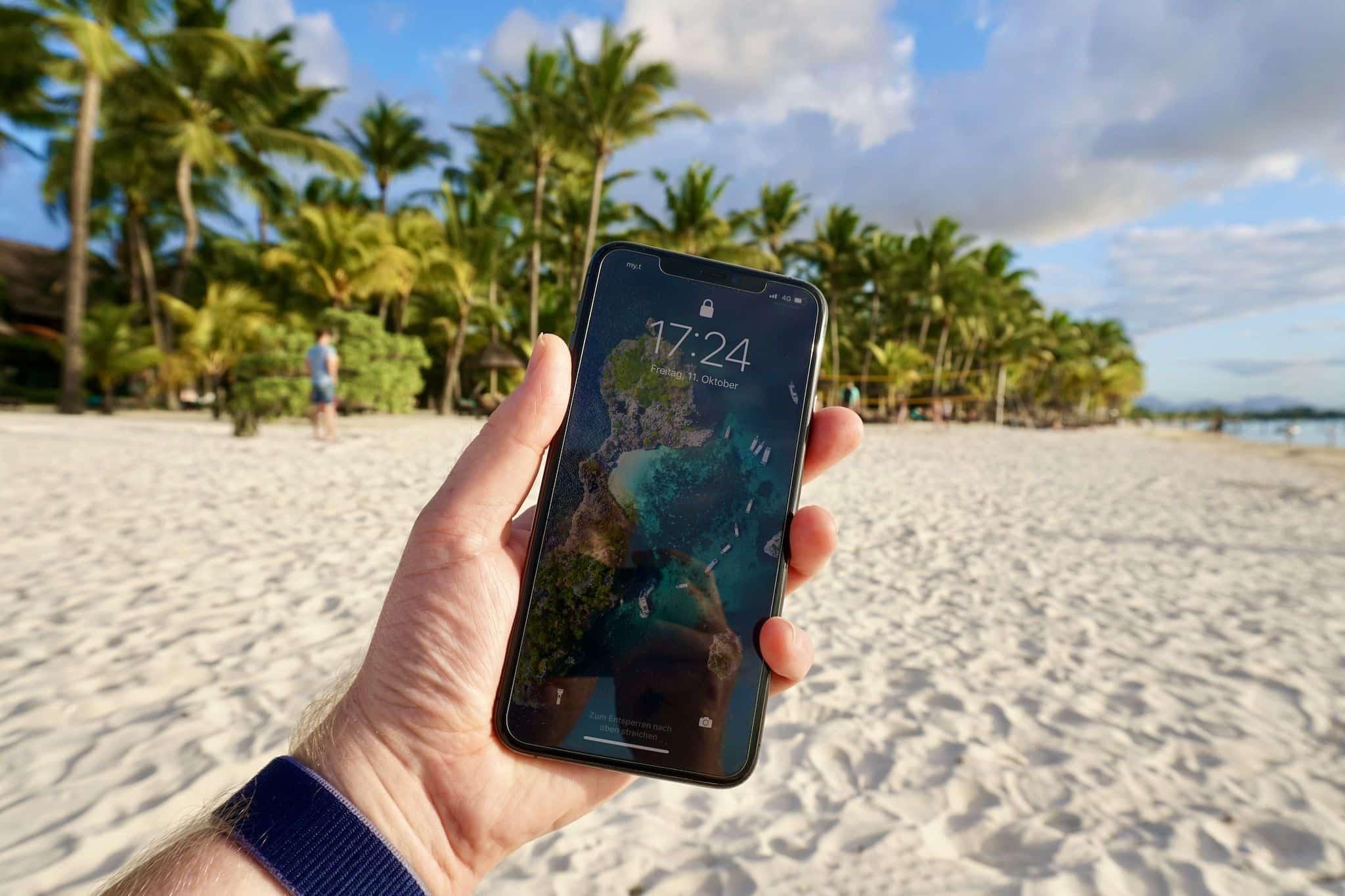 iPhone 11 Pro Max im Test: Nur noch Smartphone-Fotografie im Urlaub? Foto: Sascha Tegtmeyer