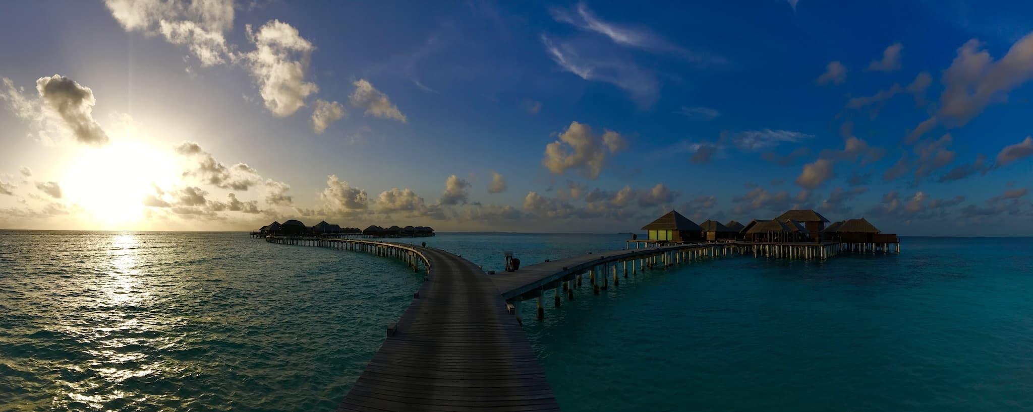 Wunderschöne Trauminsel Coco Bodu Hithi: die Malediven sind ein Sehnsuchtsziel vieler Urlauber weltweit. Foto: Sascha Tegtmeyer