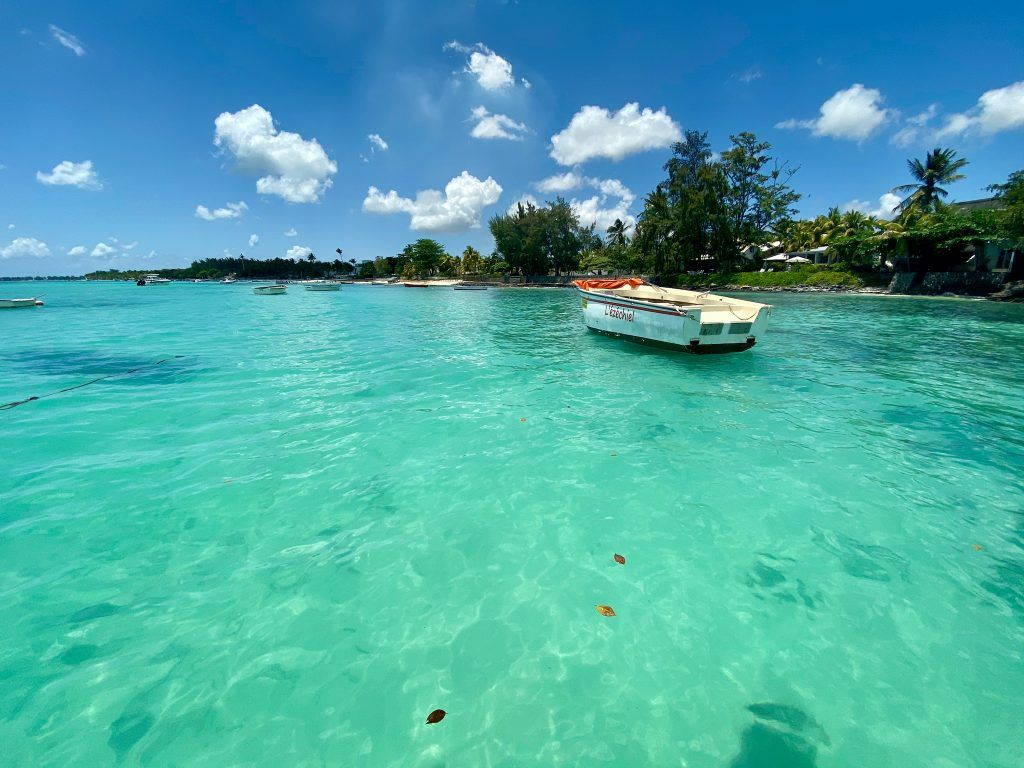 Mit dem Boot könnt Ihr Euch auf Mauritius überall hinfahren lassen. © Sascha Tegtmeyer