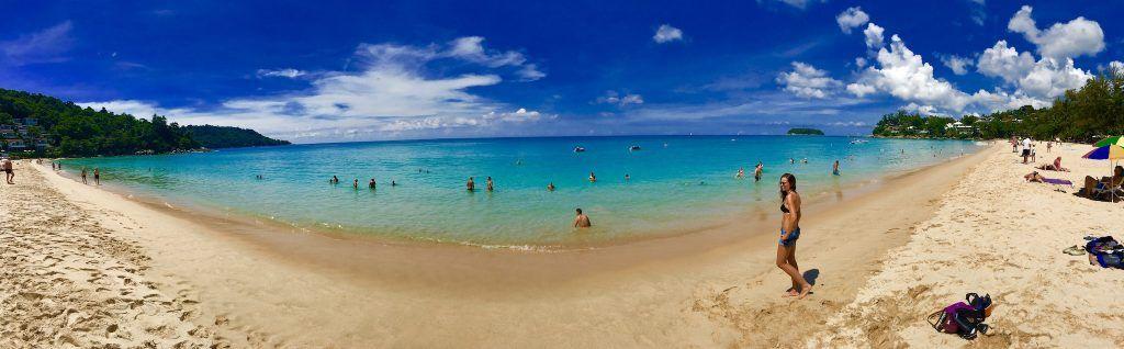 Der Kata Noi Beach ist ideal zum Surfen. Foto: Sascha Tegtmeyer