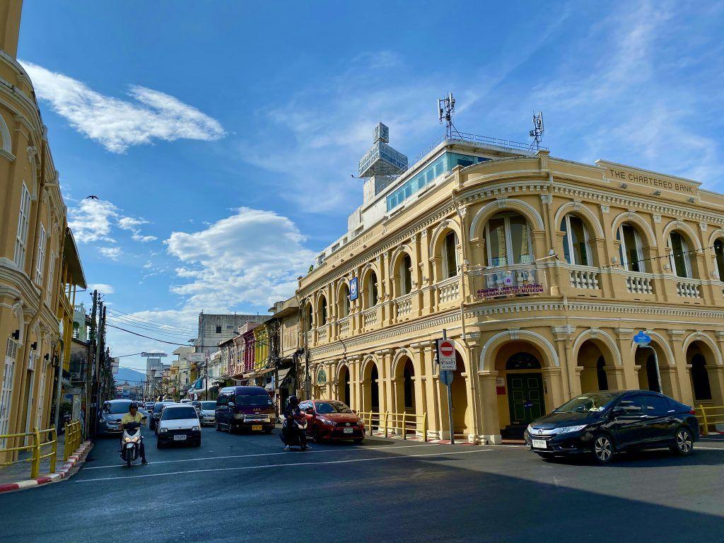 Phuket Stadt ist durchaus einen Besuch wert. Foto: Sascha Tegtmeyer