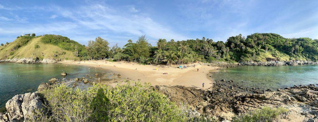 Der Ya Nui Beach befindet sich zwischen Nai Harn und Rawai. Foto: Sascha Tegtmeyer