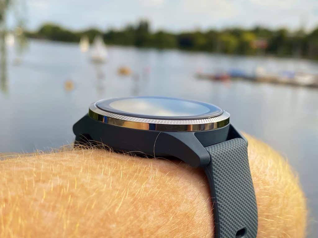 Sportliche Smartwatch: Im Garmin Venu Test hat mich die Sportuhr wirklich positiv überrascht. Foto: Sascha Tegtmeyer