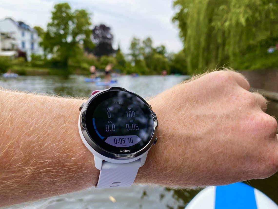 Suunto 7 Test: Ich habe mir die Sport-Smartwatch ausführlich angeschaut – und habe viele Stärken und wenige Schwächen entdeckt. Foto: Sascha Tegtmeyer