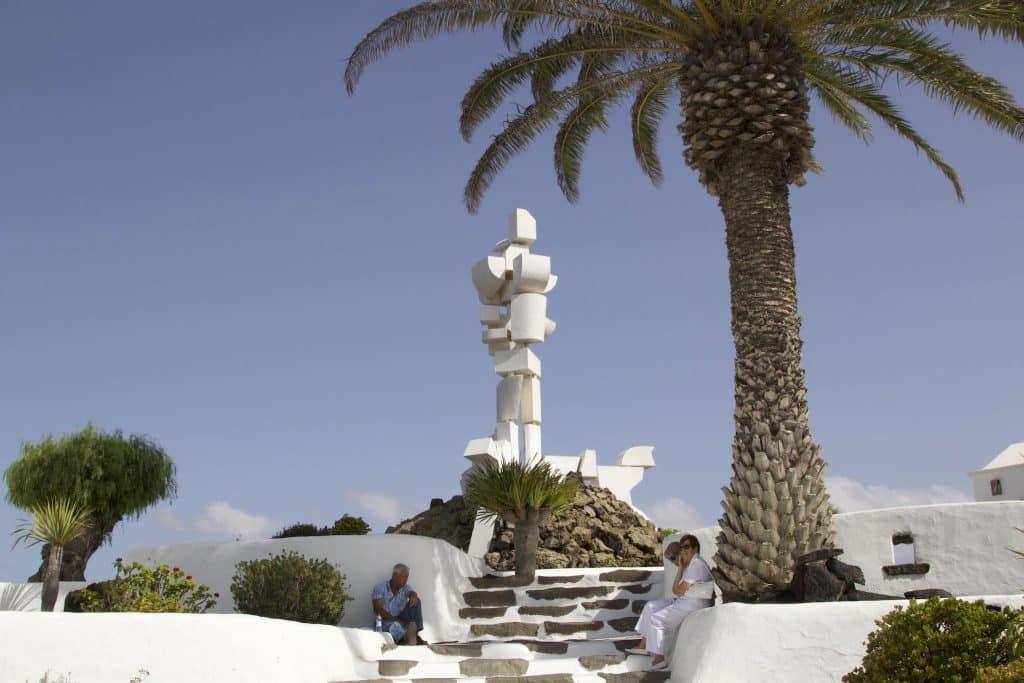 Casa-Museo del Campesino: Mit der Institution wollte der Künstler César Manrique die Bauern von Lanzarote würdigen. Foto: Sascha Tegtmeyer