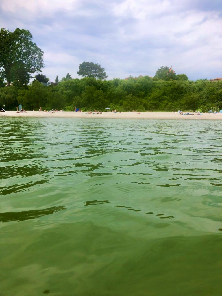 Schönster Strand der Ostsee Sierksdorf Lübecker Bucht DeutschlandIMG 4716