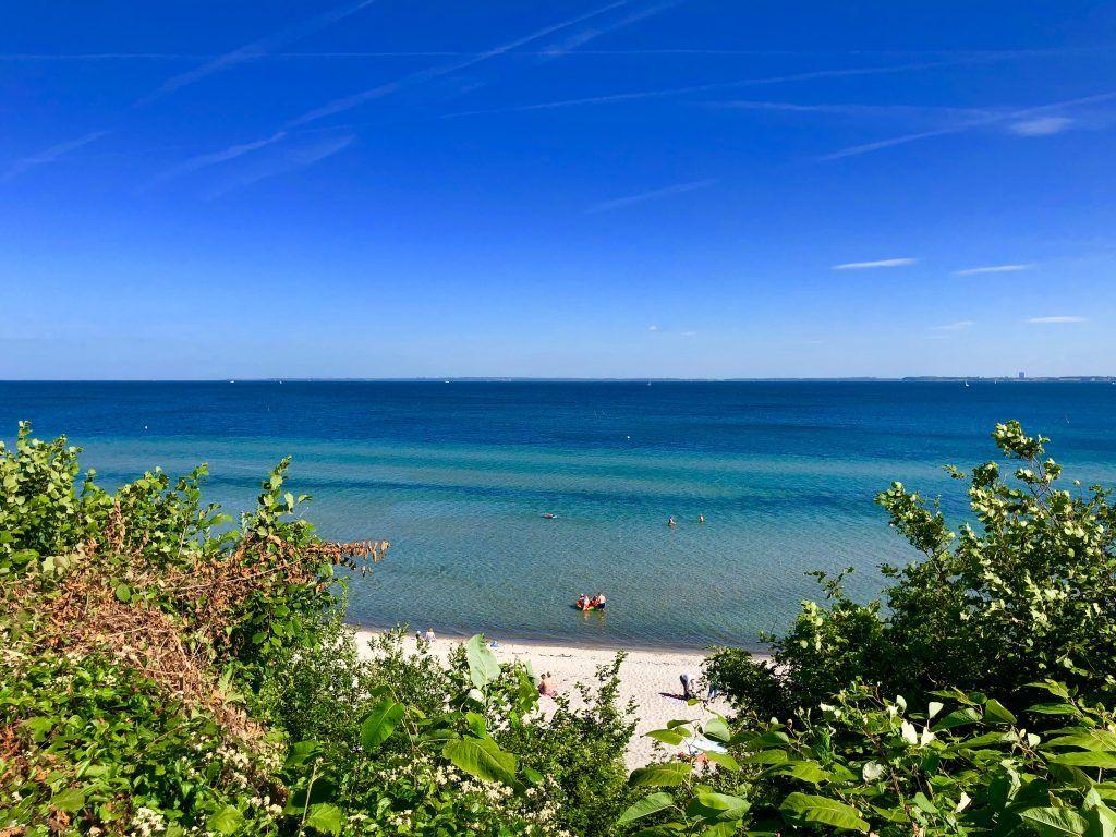 Strand von Sierksdorf: Ist er der schönste Strand der Ostsee? Foto: Sascha Tegtmeyer