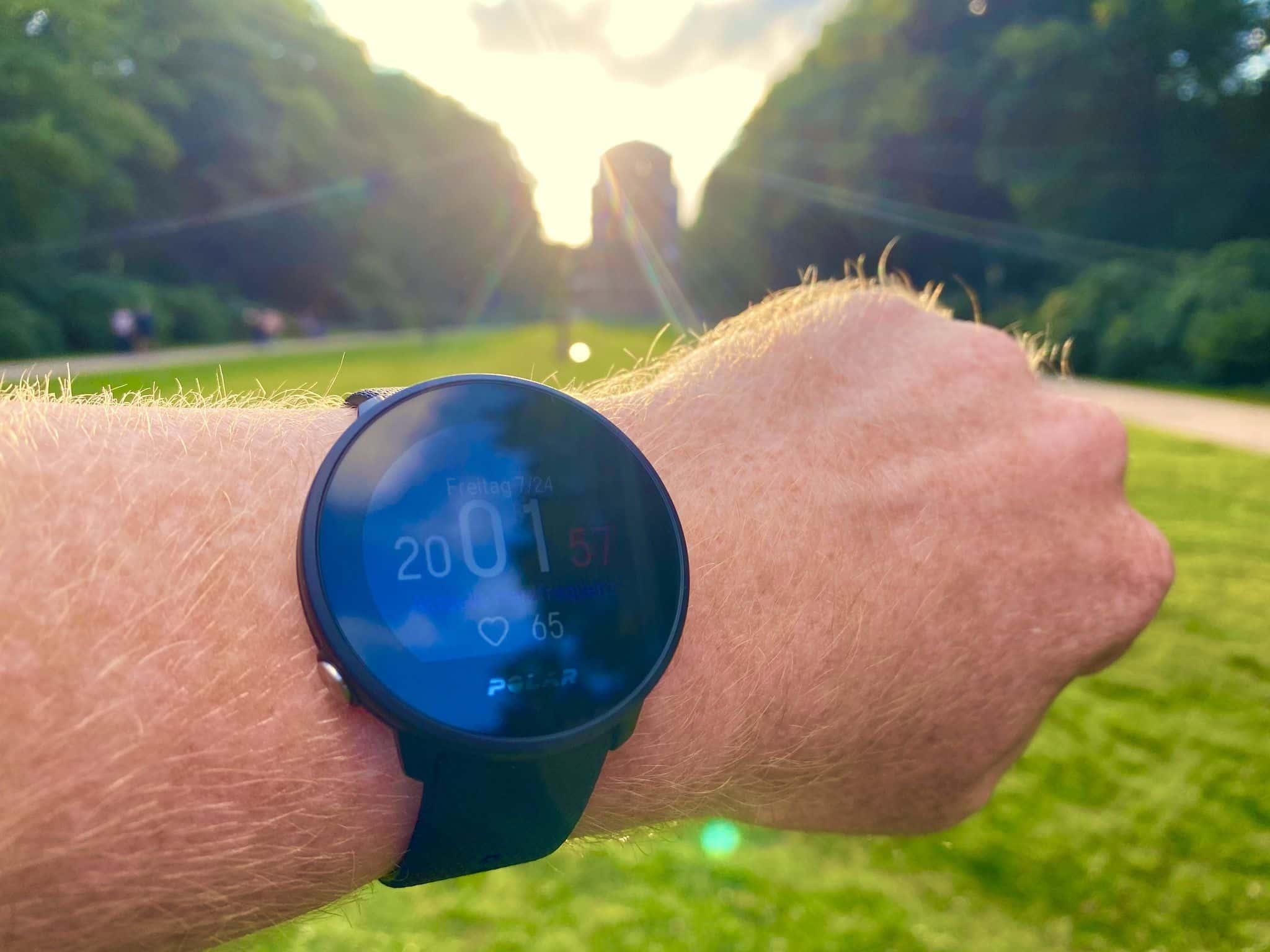 Polar Unite Test: Ich habe die Fitness-Smartwatch ausführlich gecheckt – für welche Einsatzzwecke eignet sie sich? Foto: Sascha Tegtmeyer