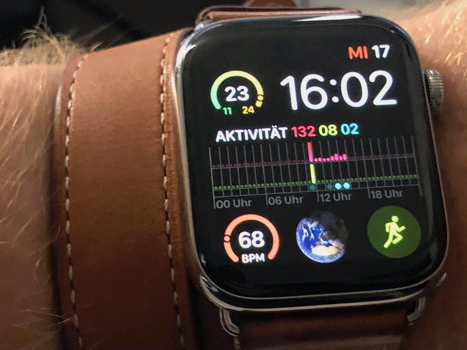 Wir haben die Apple Watch auf Herz und Nieren getestet. Foto: Sascha Tegtmeyer