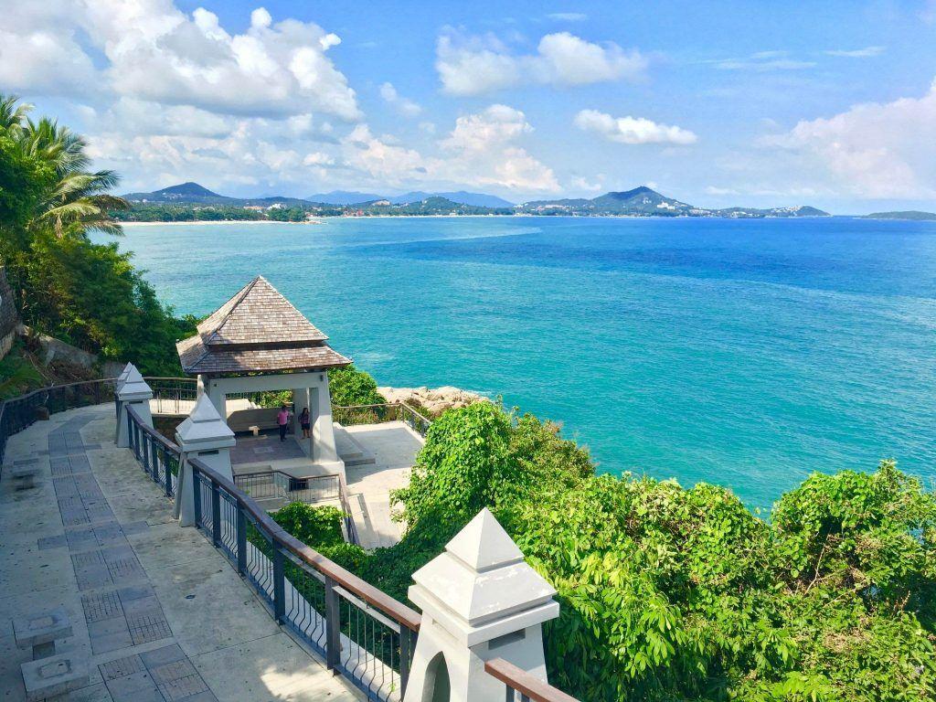 Koh Samui ist die große, wilde Insel im Golf von Thailand – ideal für Detox-Retreats, Party und Erlebnisurlaub. Foto: Sascha Tegtmeyer