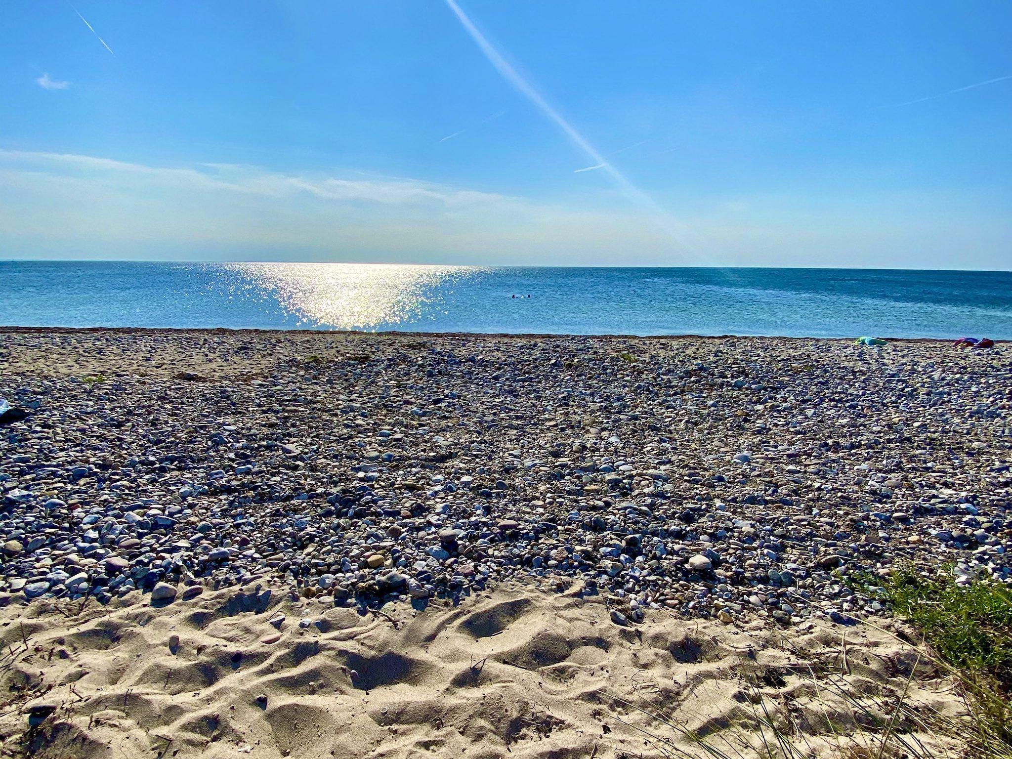 Fehmarn-Reisebericht: Im Kurzurlaub konnten wir die Ruhe am Strand genießen und mal so richtig die Seele baumeln lassen. Foto: Sascha Tegtmeyer