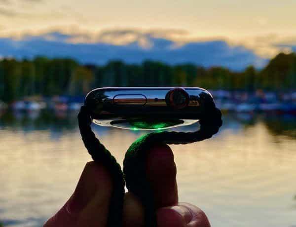 Apple Watch Series 6 Test: die Smartwatch misst dieses Jahr erstmals auch den Blutsauerstoffgehalt. Foto: Sascha Tegtmeyer