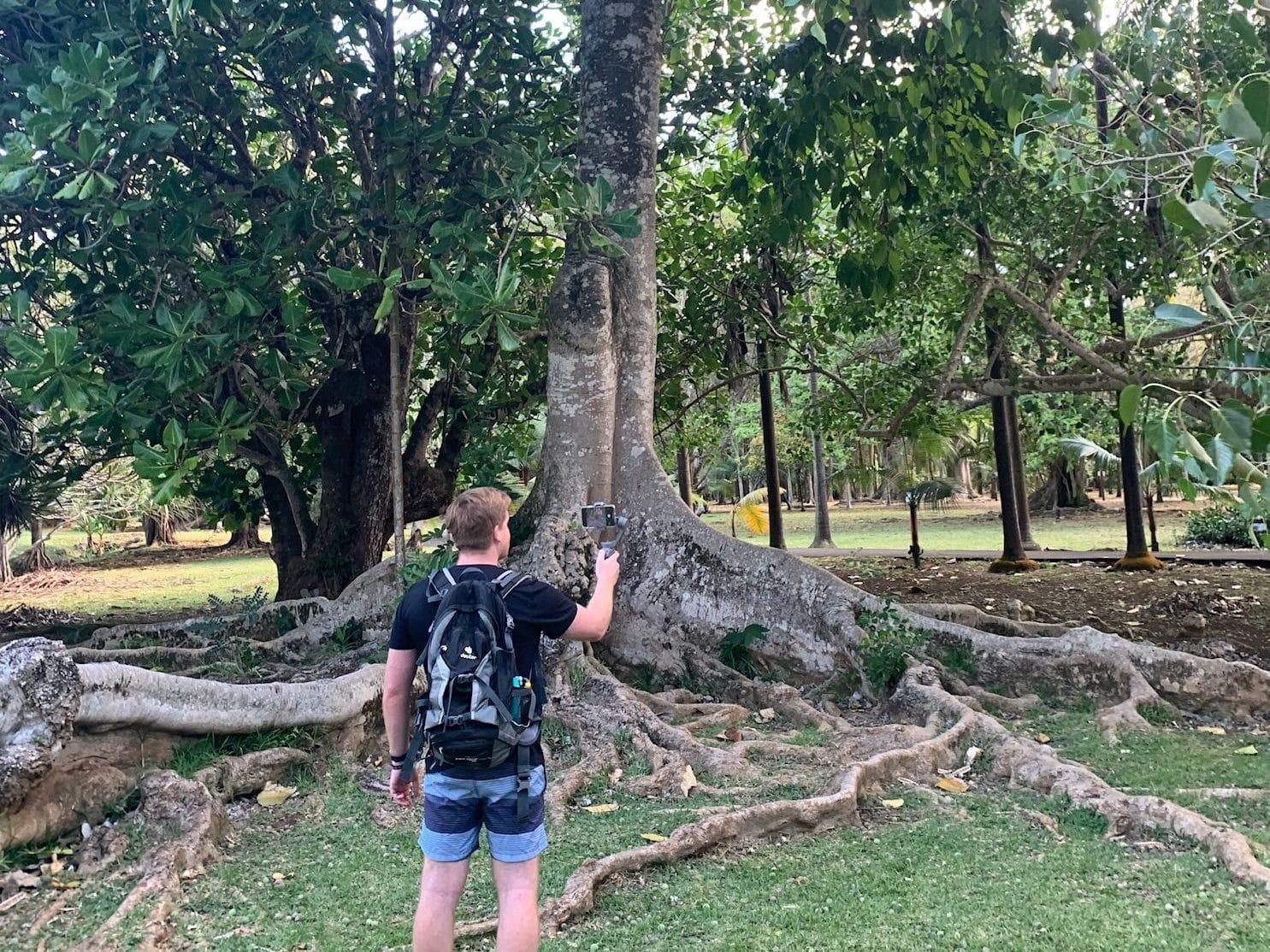 Mauritius ist eine unheimlich fotogene Insel – Ihr solltet also Eure Fotosausrüstung nicht vergessen.