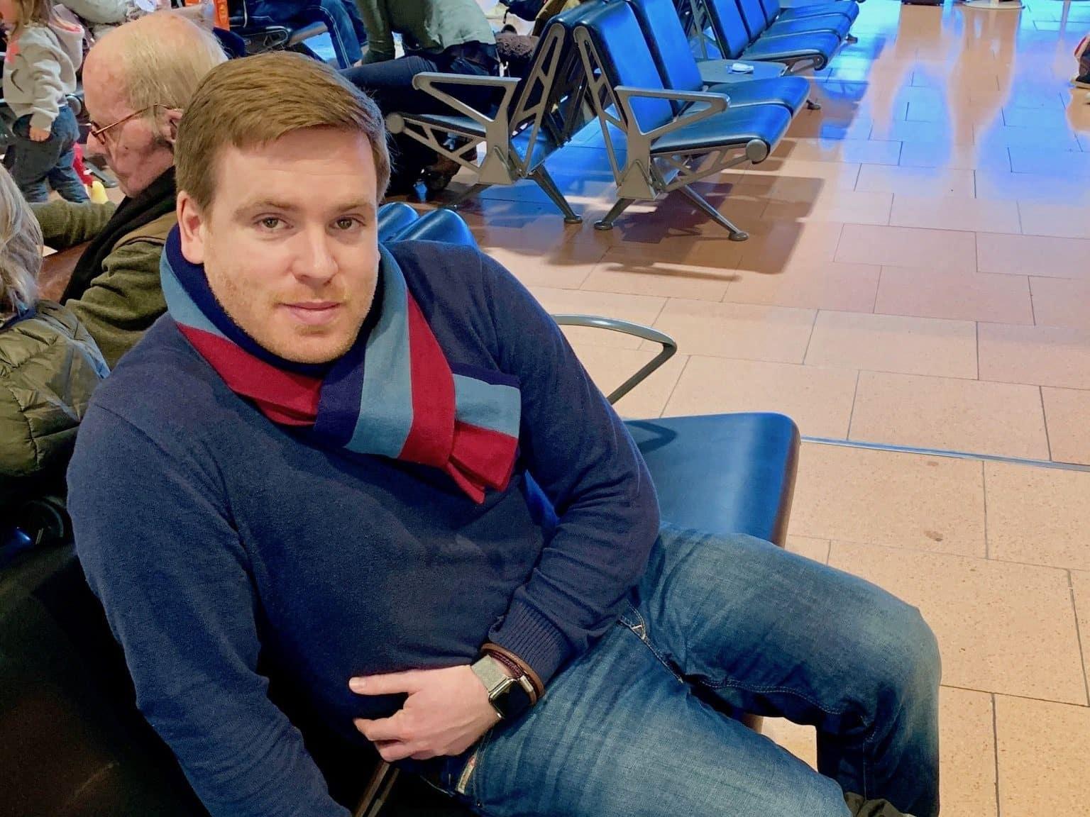 Lieber etwas früher am Airport sein und warten, als am Ende den Flug zu verpassen. Foto: Luisa Praetorius